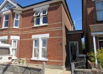 Thumbnail 2 bed flat for sale in Muscliffe Road, Winton, Bournemouth