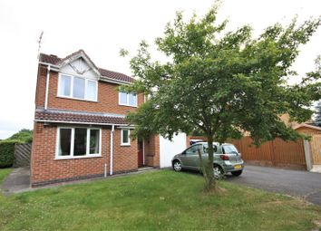 Thumbnail 3 bed detached house for sale in Mill Dam, Hugglescote, Coalville