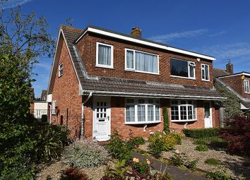 3 bed semi-detached house for sale in Willsdown Road, Alphington, Exeter EX2