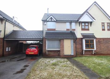 Thumbnail 3 bed semi-detached house for sale in The Pewfist, Westhoughton, Bolton