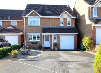 Thumbnail 4 bed detached house for sale in Cox's Close, Plymouth, Devon