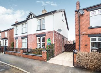 Thumbnail 3 bed semi-detached house for sale in Carrington Street, Barnsley