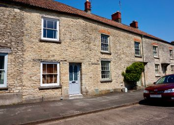 Thumbnail 2 bed terraced house for sale in High Street, Marshfield, Chippenham