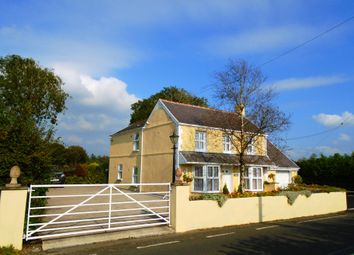 Thumbnail 5 bed country house for sale in Cottage, Llannon, Llannon, Llanelli, Carmarthenshire, West Wales