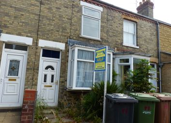 Thumbnail 3 bed terraced house to rent in South Parade, Peterborough