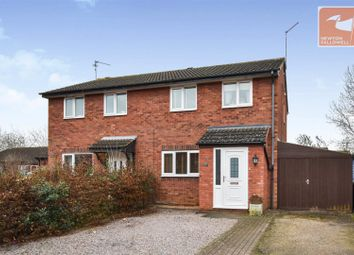 Thumbnail 3 bed semi-detached house for sale in Pheasant Grove, Werrington, Peterborough