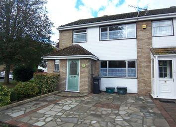 Thumbnail 3 bed terraced house to rent in The Croft, Broxbourne