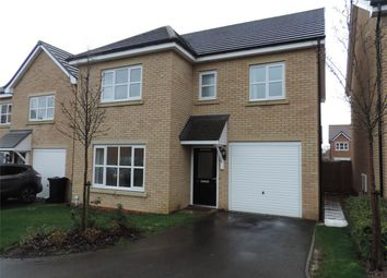 Thumbnail 4 bed detached house to rent in Banks Crescent, Stamford, Lincolnshire
