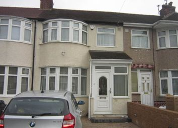 Thumbnail 2 bedroom terraced house to rent in Clevedon Gardens, Hayes