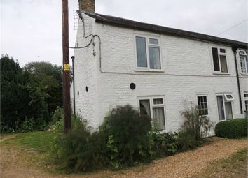 Thumbnail 2 bed cottage for sale in Chapel Road, Boughton, King's Lynn