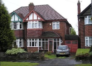 Thumbnail 3 bed semi-detached house to rent in Eastbourne Avenue, Birmingham