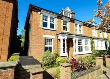 Thumbnail 5 bed semi-detached house to rent in The Avenue, Barnet