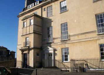 Thumbnail 2 bed flat to rent in Queens Parade, Bath