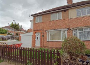 Thumbnail 3 bedroom semi-detached house for sale in Astill Drive, Leicester