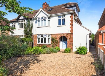 Thumbnail 4 bed semi-detached house for sale in Roseford Road, Cambridge