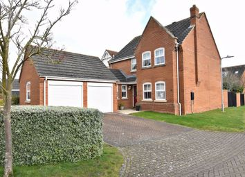 Thumbnail 4 bed property for sale in Stutte Close, Louth