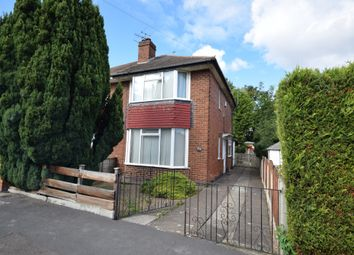 Thumbnail 2 bed semi-detached house for sale in Stenson Avenue, Sunnyhill, Derby