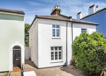 Thumbnail 3 bed semi-detached house for sale in Cleaveland Road, Surbiton
