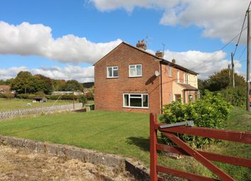 3 bed semi-detached house for sale in Hungerford Hill, Lambourn, Hungerford RG17