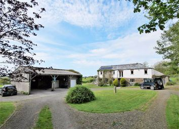 Thumbnail 5 bed detached house for sale in Poundstock, Bude, Cornwall