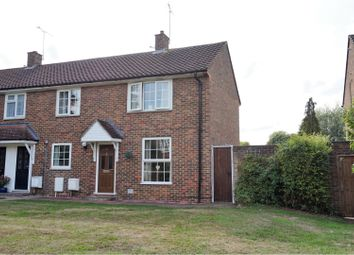 3 bed end terrace house for sale in Benbricke Green, Bracknell RG42