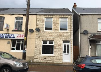 Thumbnail 3 bed semi-detached house to rent in High Street, Glynneath