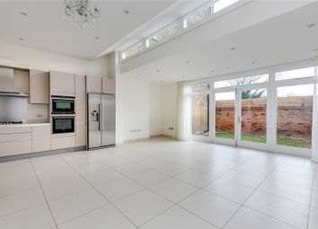Thumbnail 4 bed terraced house to rent in Walpole Gardens, Chiswick, London