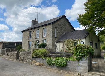 Thumbnail 4 bed detached house for sale in Drefach, Llanybydder