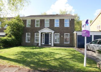 Thumbnail 4 bed detached house to rent in Mayfield Gardens, Walton On Thames, Surrey