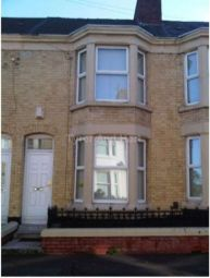 Thumbnail 4 bedroom shared accommodation to rent in Adelaide Road, Kensington, Liverpool