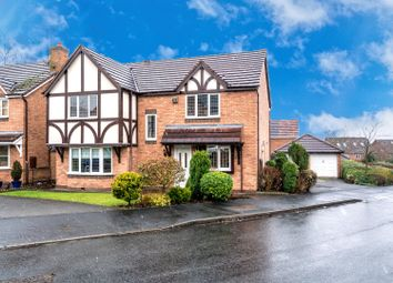 Thumbnail 4 bed detached house for sale in Brisbane Way, Wimblebury, Cannock