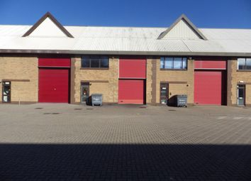 Thumbnail Warehouse to let in Rutherford Road, Basingstoke