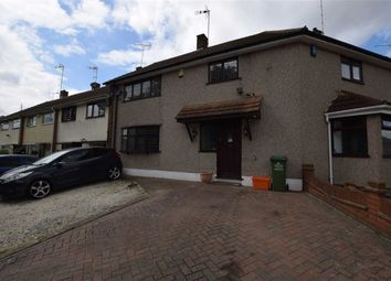 Thumbnail 3 bed terraced house for sale in East Thorpe, Basildon, Essex