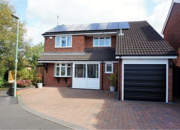 Thumbnail 4 bed detached house for sale in Eskdale Walk, Brierley Hill