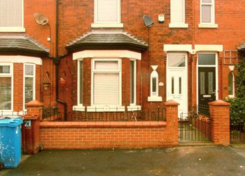 Thumbnail 3 bedroom terraced house for sale in Woodleigh Street, Moston, Manchester