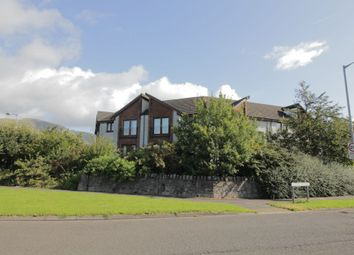 Thumbnail 2 bed flat for sale in 5 Finglen Crescent, Tullibody
