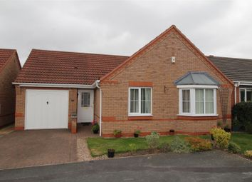Thumbnail 2 bed detached bungalow for sale in Oakwood Mews, Worksop
