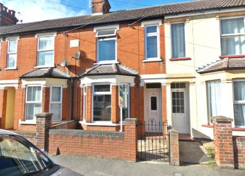 Thumbnail 2 bed terraced house to rent in Maidstone Road, Felixstowe