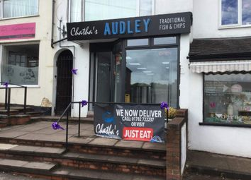 Thumbnail Restaurant/cafe for sale in Church Street, Audley, Stoke-On-Trent