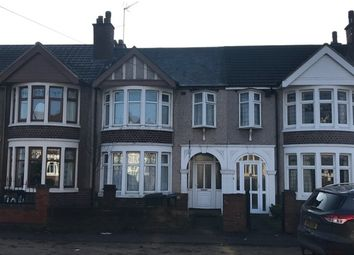 Thumbnail 3 bed terraced house for sale in Dane Road, Coventry