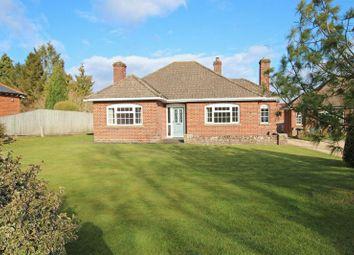 Thumbnail 3 bed detached bungalow for sale in Salisbury Road, Broughton, Stockbridge