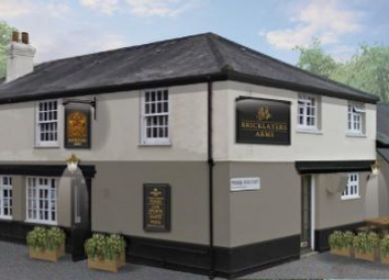 Thumbnail Pub/bar for sale in 165 Wimpson Lane, Southampton