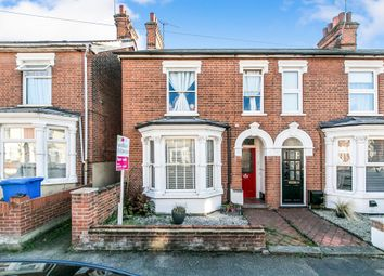 Thumbnail 3 bed end terrace house for sale in Oxford Road, Ipswich