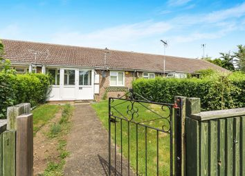 Thumbnail 1 bedroom terraced bungalow for sale in Darwin Close, Mildenhall, Bury St. Edmunds