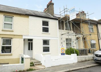 Thumbnail 3 bed terraced house for sale in Hillside Road, Dover