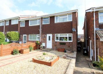 Thumbnail 3 bed end terrace house for sale in Dacombe Drive, Upton, Poole