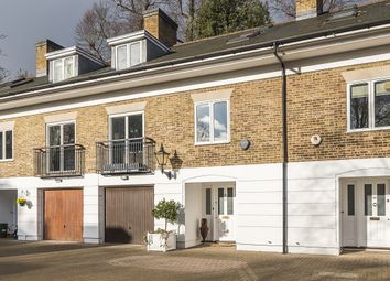 Thumbnail 4 bed terraced house to rent in Kingston Hill Place, Kingston Upon Thames