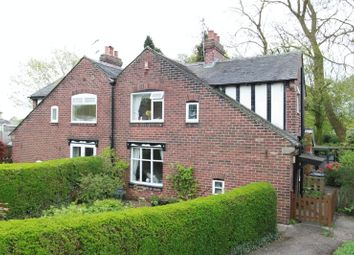 Thumbnail 3 bed semi-detached house for sale in Church Lane, Wolstanton, Newcastle-Under-Lyme