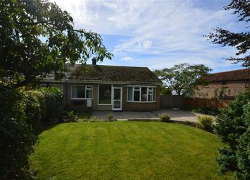 Thumbnail 2 bed semi-detached bungalow for sale in Main Street, Brandesburton, East Yorkshire
