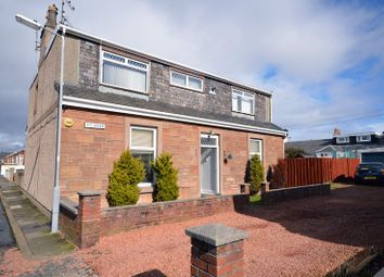 Thumbnail 2 bed flat for sale in Tig Road, Ayr